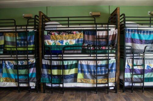 12 bed dorm harambee